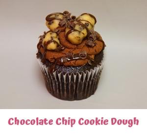Freshly Baked Cupcakes Farmington Hills MI - Cake Crumbs - chocolatechipcookiedough