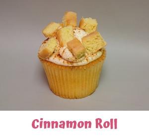 Freshly Baked Cupcakes Royal Oak MI - Cake Crumbs - cinnamonroll