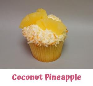 Freshly Baked Cupcakes Royal Oak MI - Cake Crumbs - coconutpineapple
