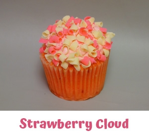 Gourmet Cupcakes West Bloomfield MI - Cake Crumbs - strawberrycloud