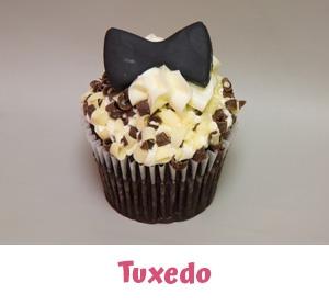 Freshly Baked Cupcakes Farmington Hills MI - Cake Crumbs - tuxedo