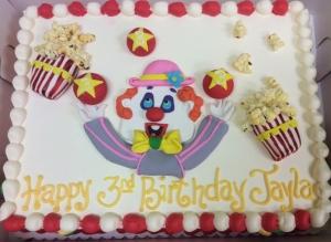 Popcorn Clowns
