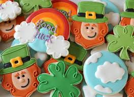 St. Patricks Day Cookie Creations - Baking Classes Southfield Michigan | Cake Crumbs - look1